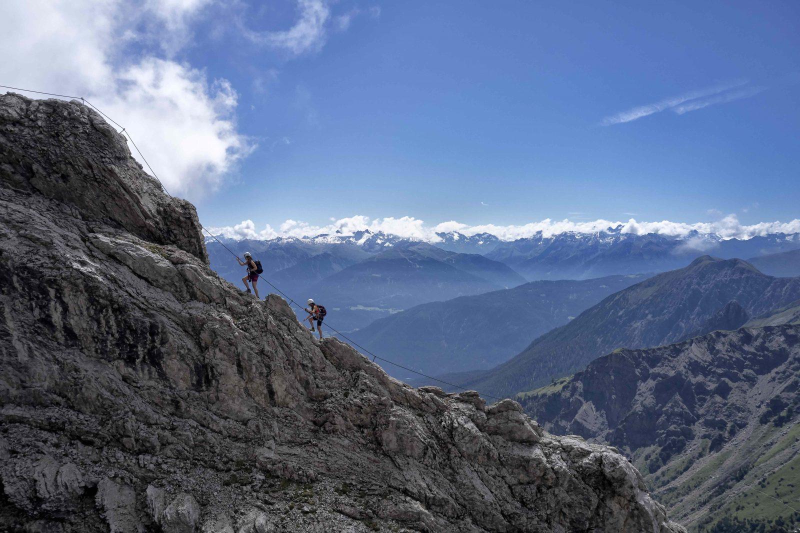 Muttekopfhütte, Imst © Michael Meisl I Climbers Paradise