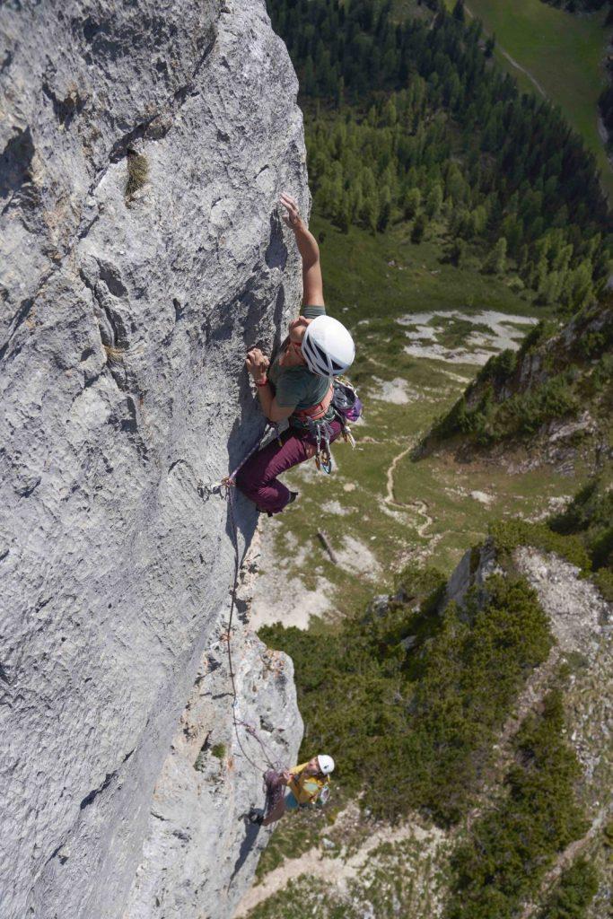 Rofan – Alpiner Mikrokosmos, Limit #2. © Michael Meisl I Climbers Paradise