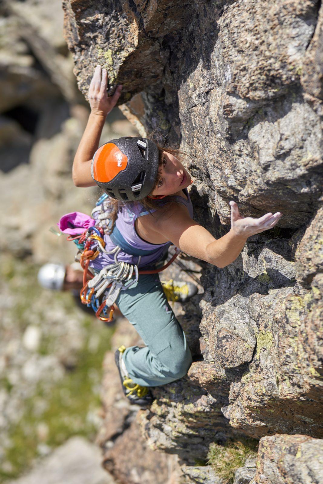 Klettern Watzespitze Pitztal @ Michael Meisl I Climbers Paradise