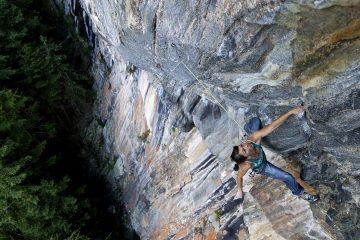 Ötztal - Klettern Elefantenwand, Foto: Ötztal Touriismus, Heiko Wilhelm I Climbers Paradise