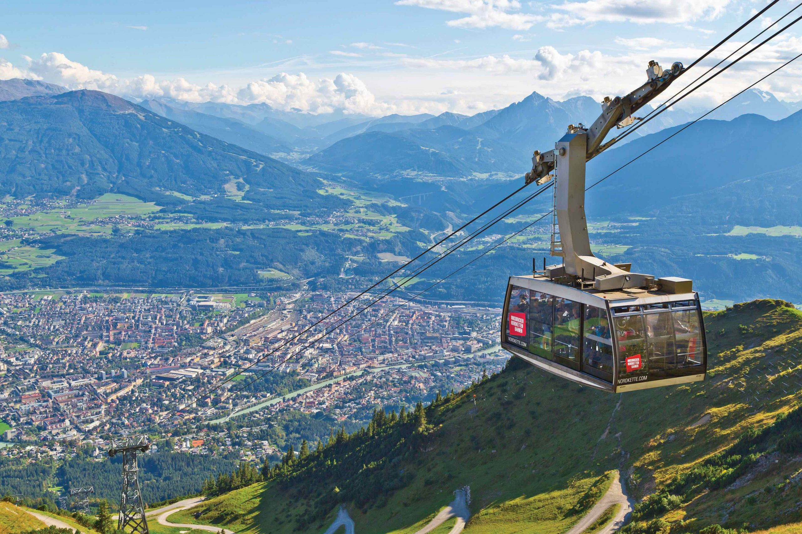 Nordkettenbahn ,Foto: Innsbruck Tourismus, Christof Lackner I Climbers Paradise