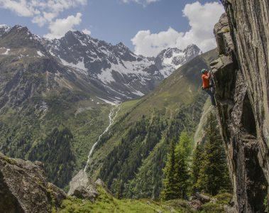 Klettern im Pitztal, Foto: TVB Pitztal, Benedikt Falbesoner I Climbers Paradise