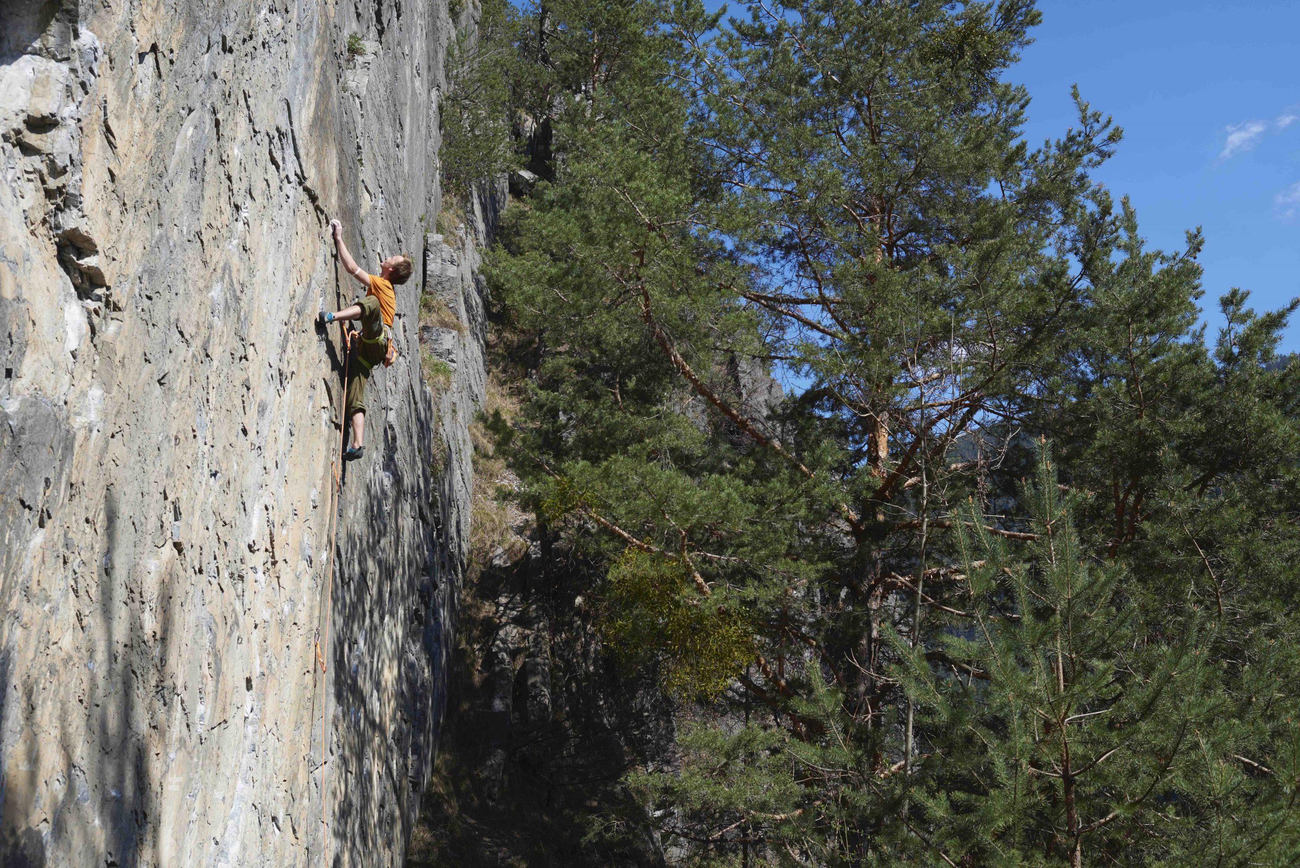 Affenhimmel, Foto: Ulrich Huber I Climbers Paradise
