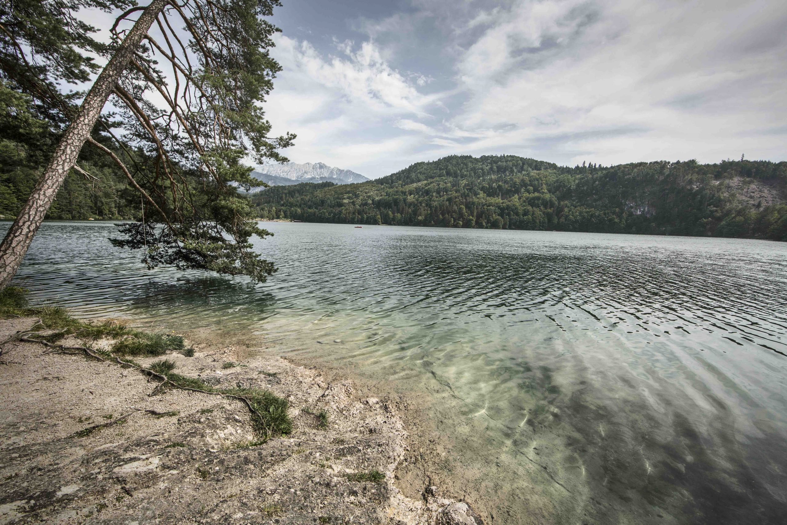 Hechtsee, Foto: TVB Kufsteinerland I Climbers Paradise