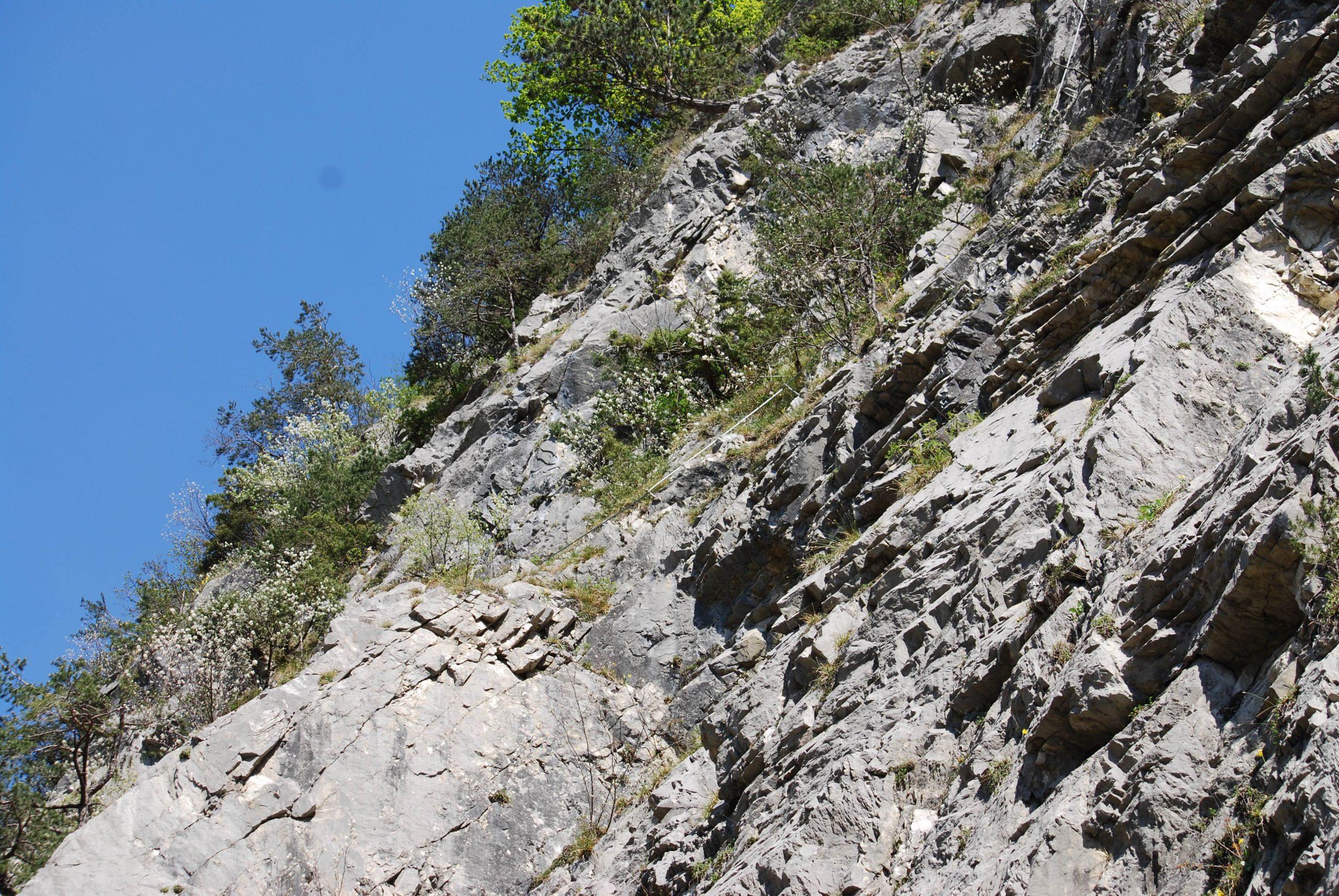 Klettersteig Galugg, Foto: Rupert Gapp I Climbers Paradise