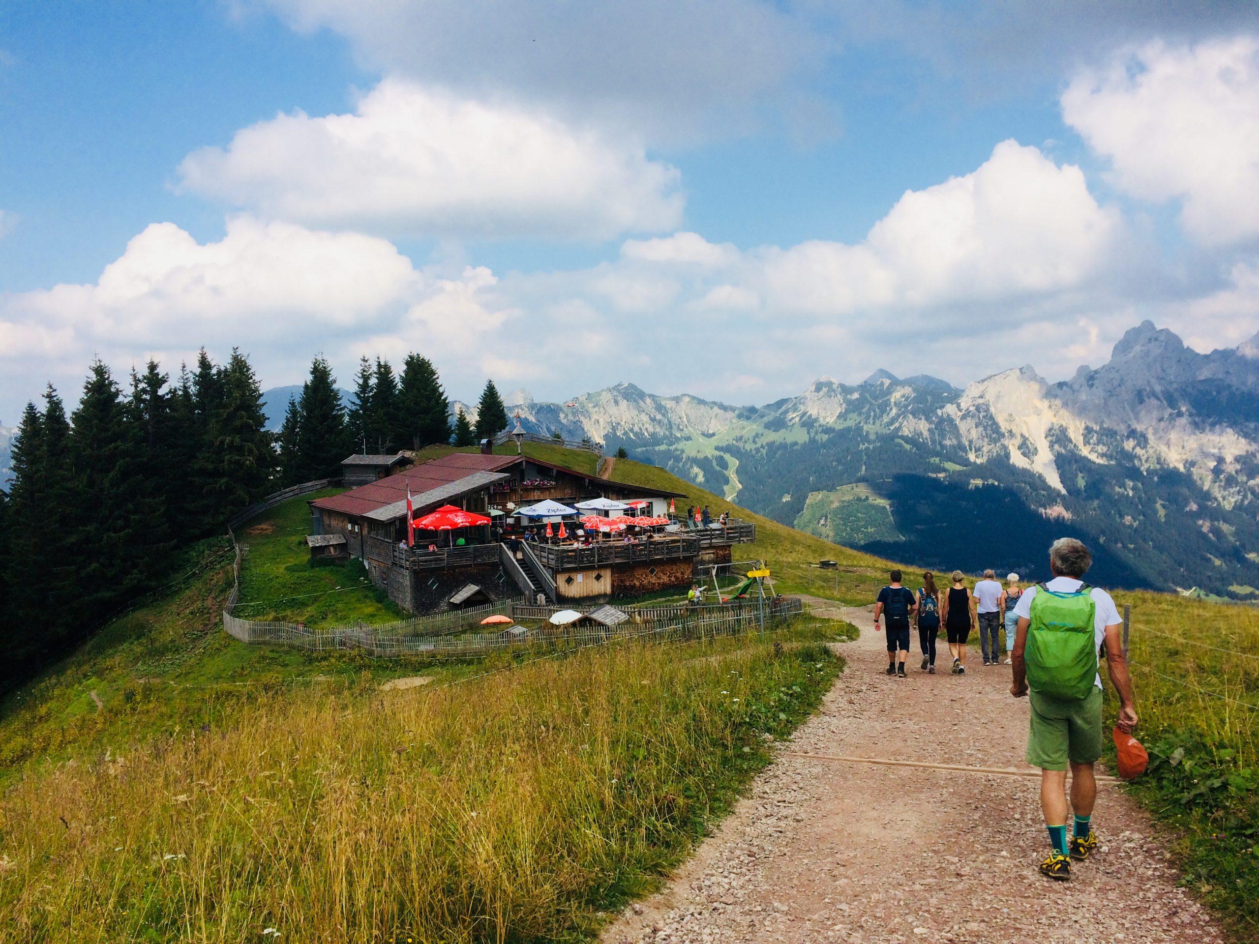 Tannheimer Tal, Gundhütte, Foto: Susa Schreiner I Climbers Paradise