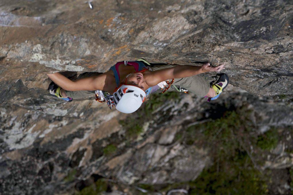 Alpines Sportklettern, Nösslach, Ötztal, Foto: Michael Meisl I Climbers Paradise