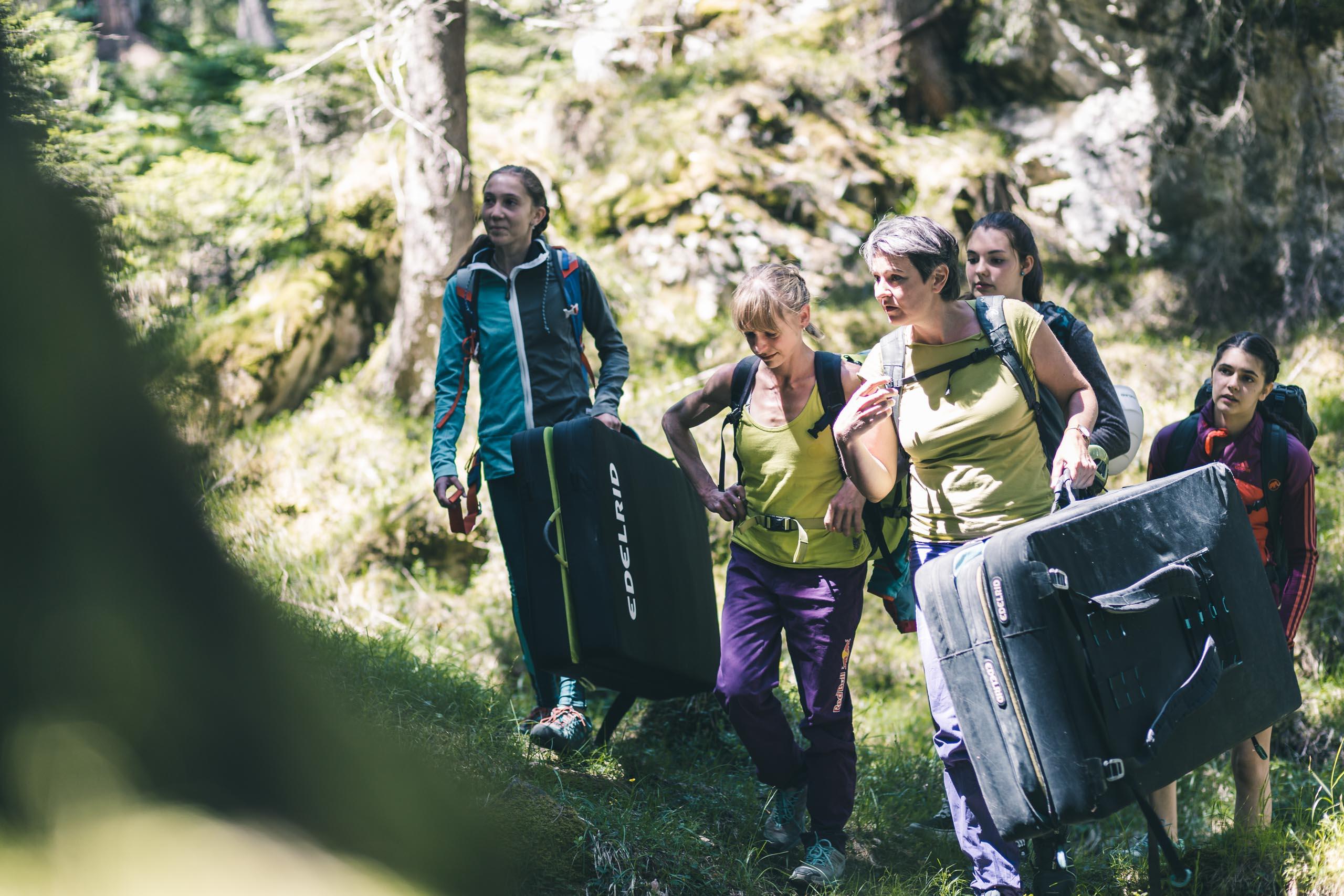 Bouldern Reithle, Foto: Imst Tourismus-West I Climbers Paradise
