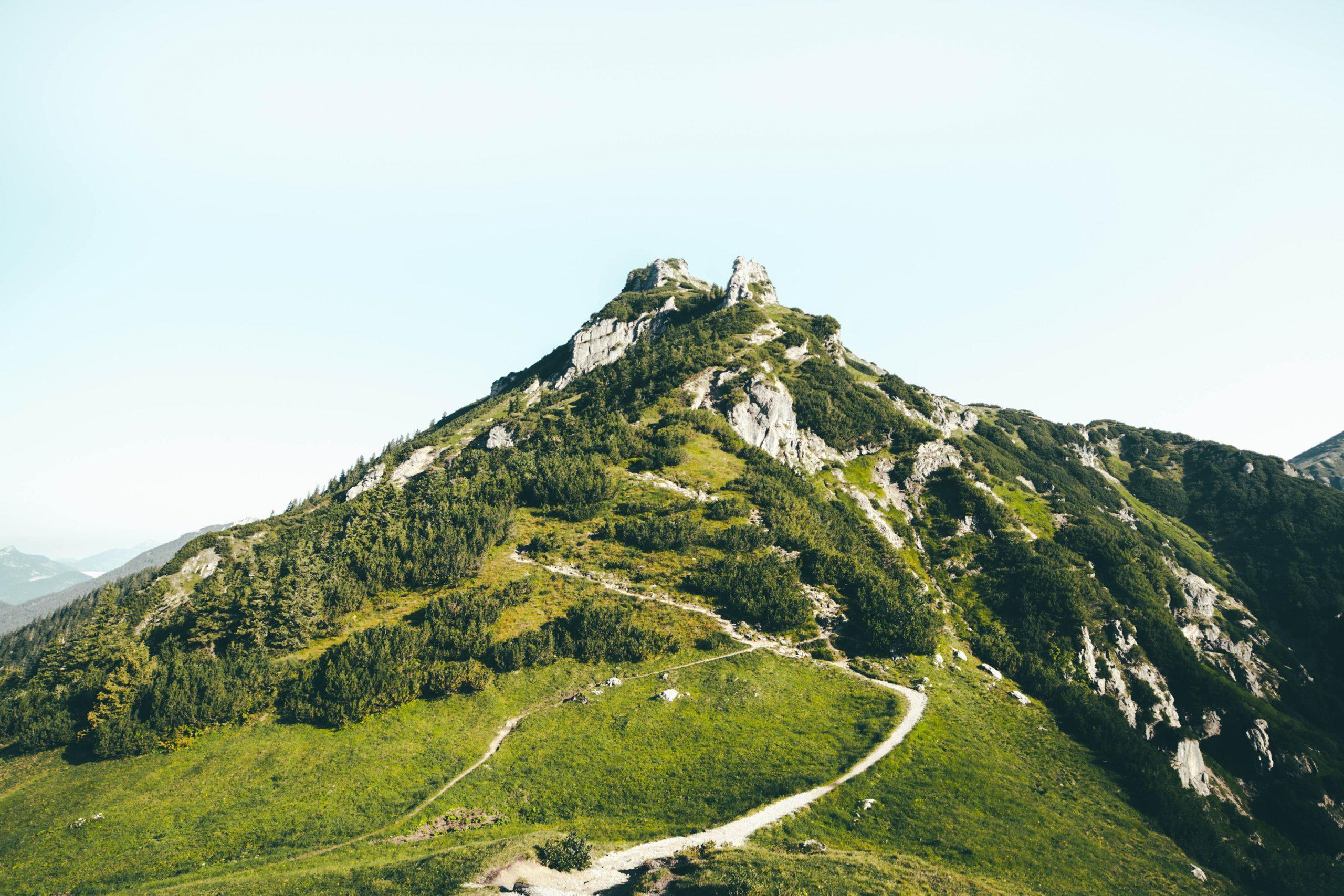 Klettersteig Stripsenjoch - Stripsenkopf, Foto: Michael Schirnhofer I Climbers Paradise
