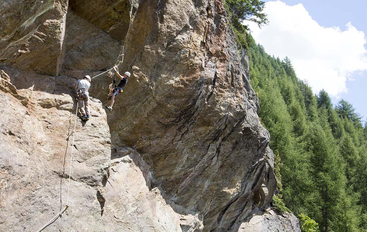 Klettersteig Oetztal : Klettersteig sölden moosalm klettersteige Ötztal