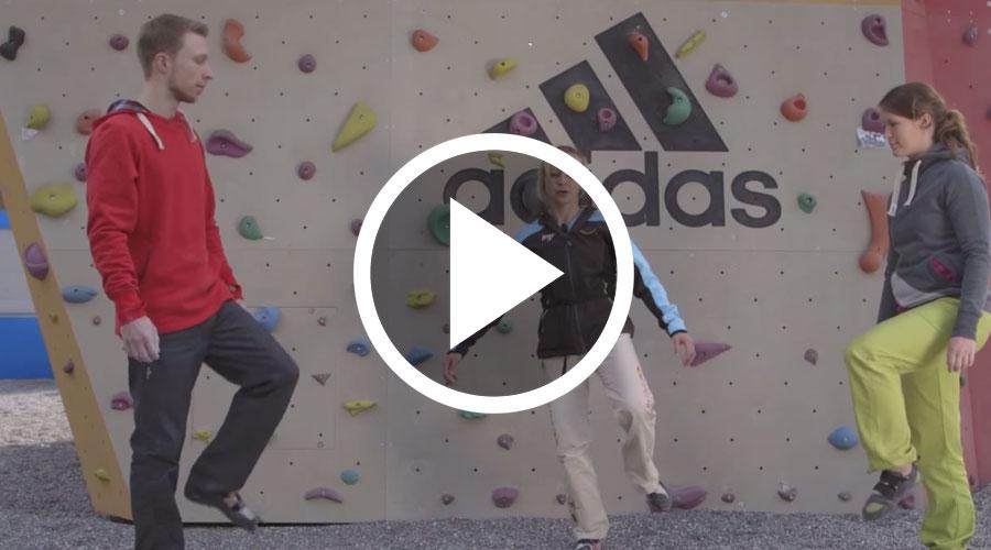 Video 2: Steigen