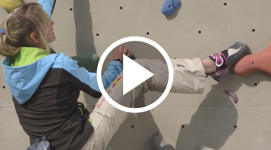 Video 6: Schulterzüge