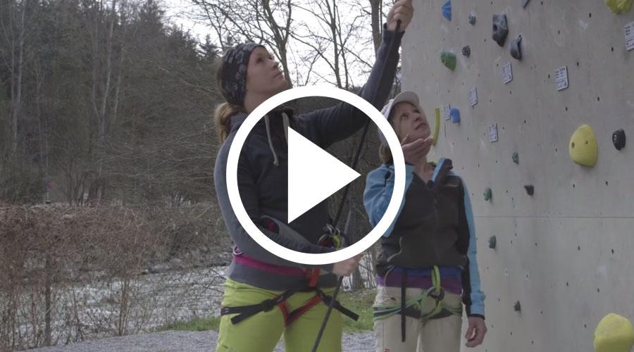 Video 9: Sichern & Stürzen