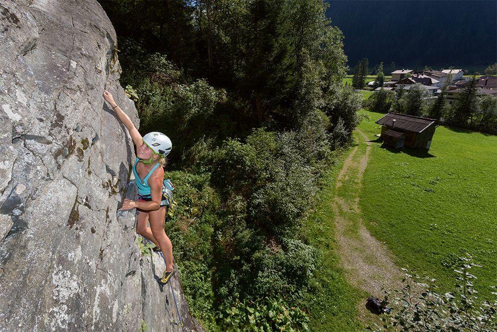 Richi's Wall im Pitztal, Foto: Climbers Paradise