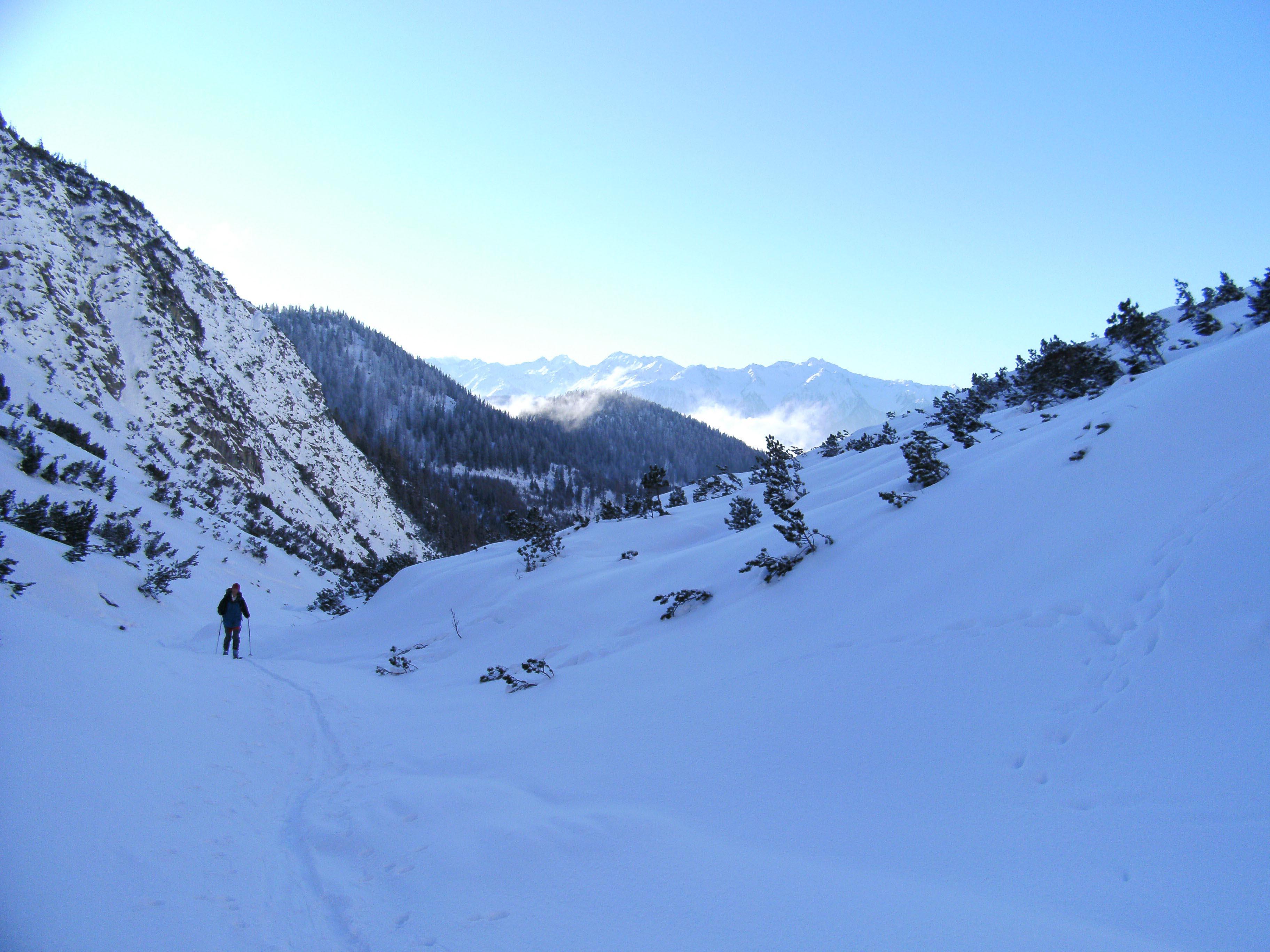 Klettersteig Wankspitze : Klettersteige innsbruck tirol
