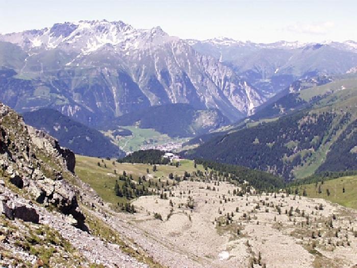 Klettersteig Nauders : Bergsteigen in nauders die schönsten touren der region